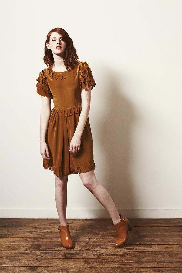 Look 10 - Tatter Dress