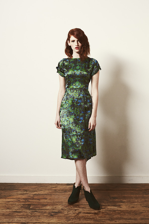 Look 14 - Cereus Dress