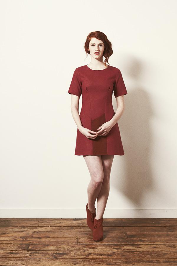 Look 4 - Fragment Dress
