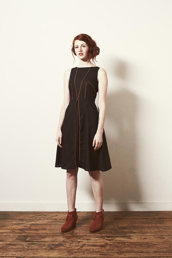 Look 7 - Perspective Dress